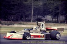 "Penske PC3 Bell  Donington  Shellsport Group 8  July 1977 10x7"" photo"